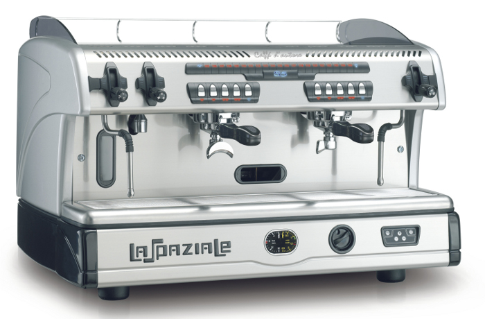 la spaziale espresso machines cafe fair trade. Black Bedroom Furniture Sets. Home Design Ideas