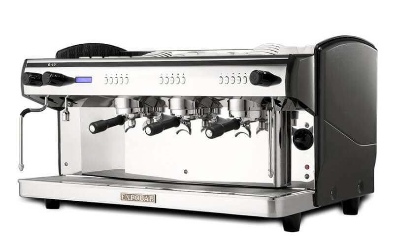 Expobar G10 3 Group Espresso Coffee Machine
