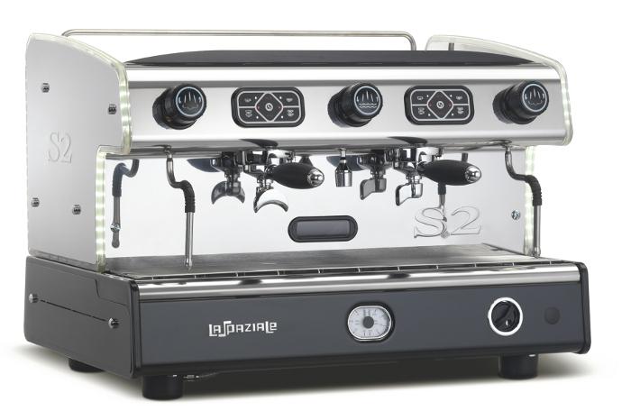la spaziale s5 espresso machine cafe fair trade. Black Bedroom Furniture Sets. Home Design Ideas