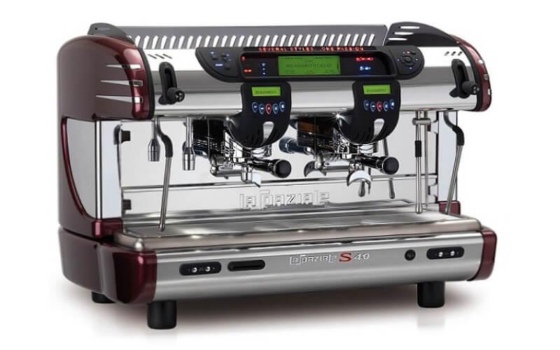 la spaziale s40 supreme espresso machine cafe fair trade. Black Bedroom Furniture Sets. Home Design Ideas