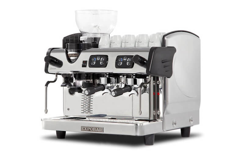 Expobar 2 Group Zircon Integral Espresso Coffee Machine