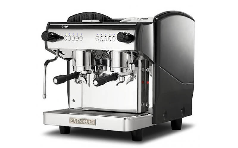 Expobar G10 2 Group Compact Espresso Coffee Machine