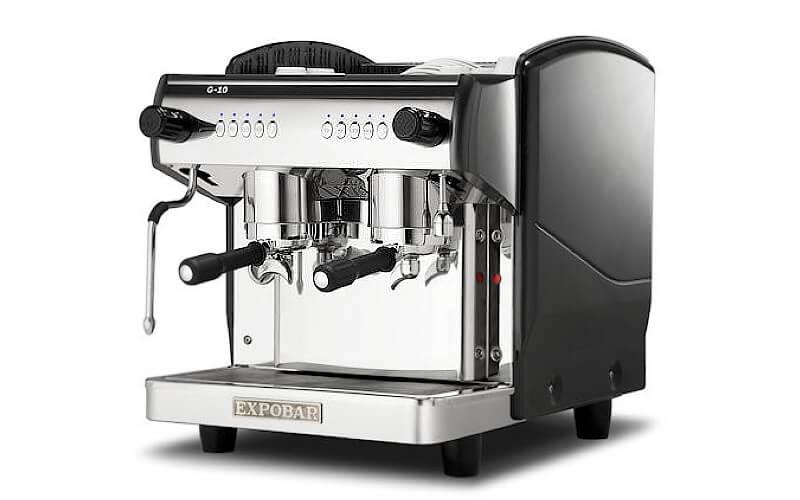 Expobar G10 2 Group Compact Espresso Coffee Machine