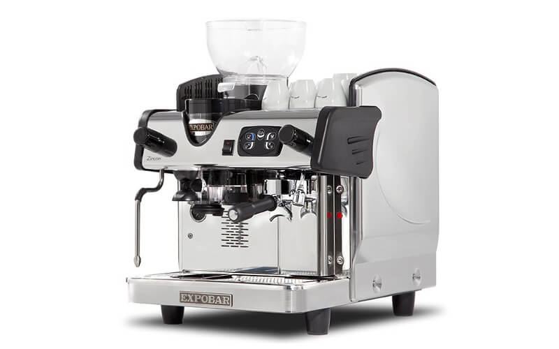 Expobar Zircon 1 Group Integral Espresso Coffee Machine