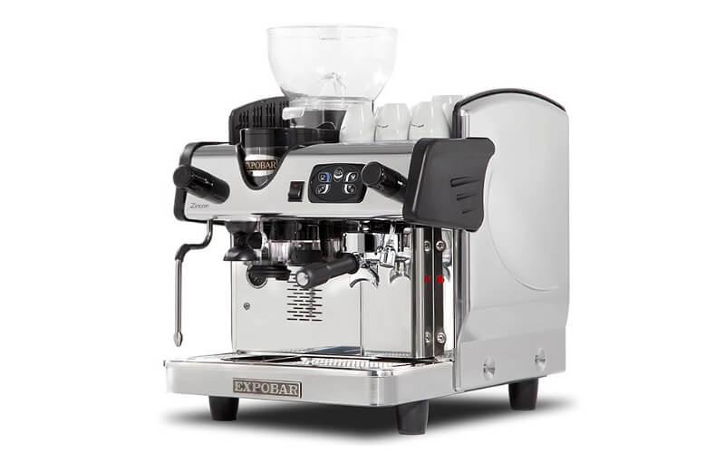 Expobar Zircon 1 Group Integral Espresso Coffee Machine