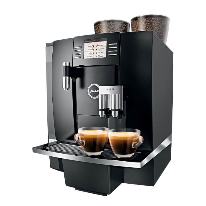 Jura Giga X8 Bean To Cup Coffee Machine