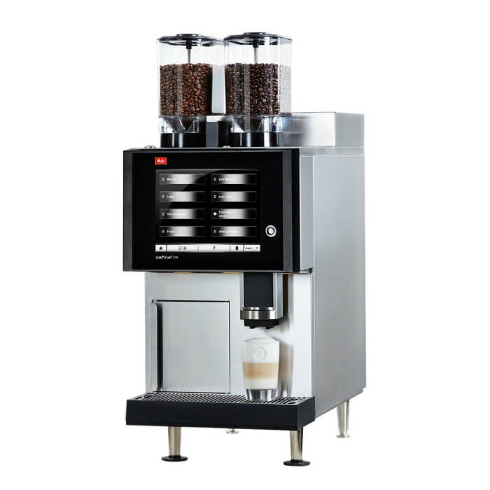 Melitt Cafina CT8 Bean To Cup Coffee Machine