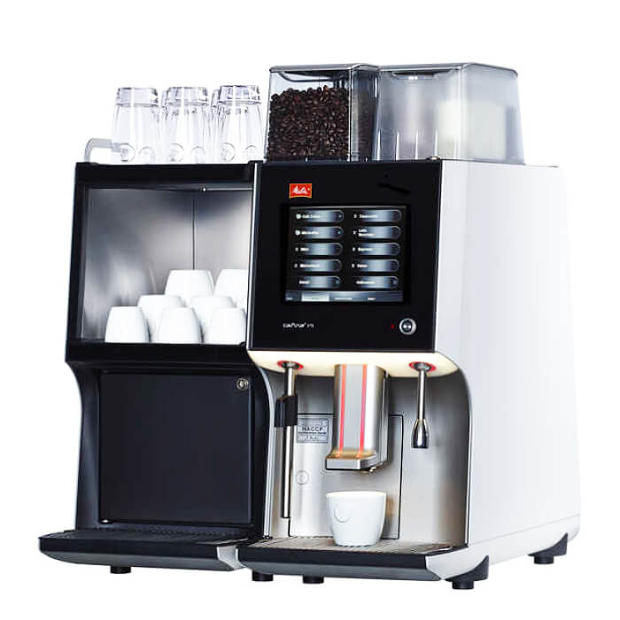 bean to cup coffee machines fresh milk cafe fair trade. Black Bedroom Furniture Sets. Home Design Ideas