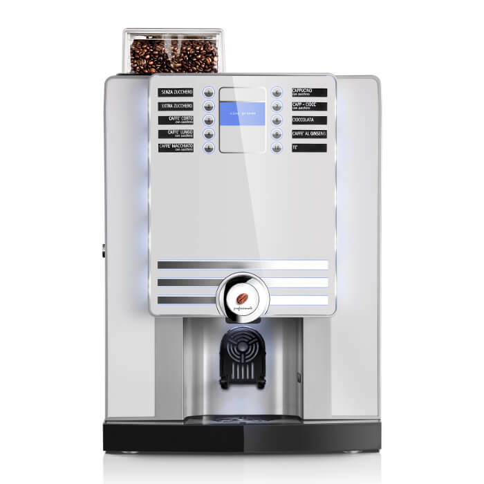 Rhea Grande Bean To Cup Coffee Machine