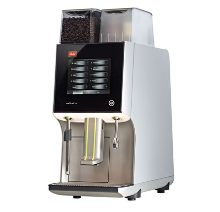 melitta cafina xt6 bean to cup coffee machine cafe fair. Black Bedroom Furniture Sets. Home Design Ideas