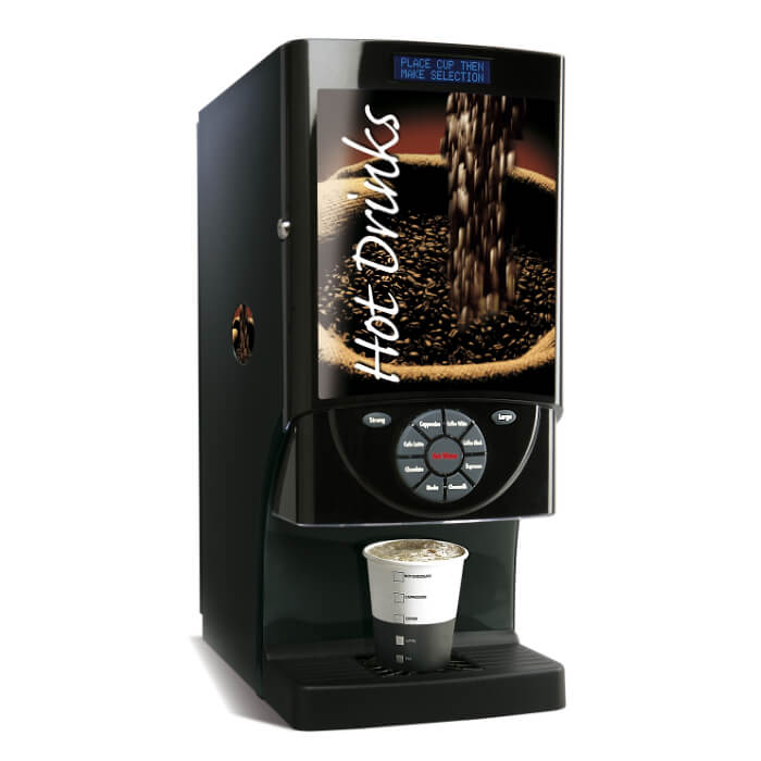 Matrix Sovereign Coffee Machine