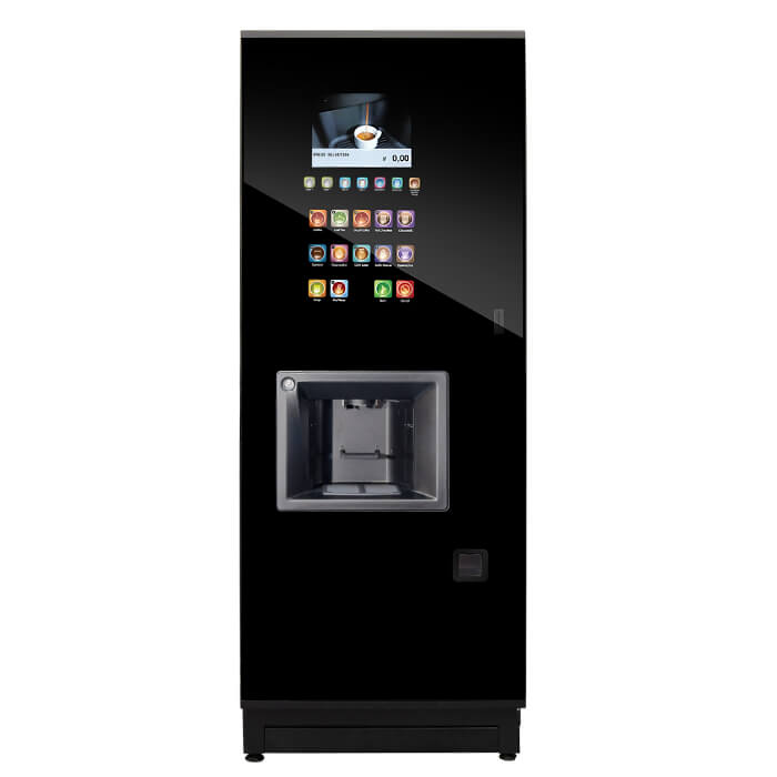 Step Commercial Coffee Beverage Machine