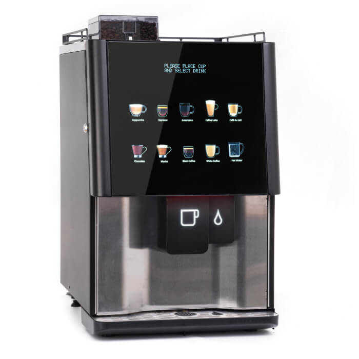 Vitro Bean To Cup Coffee Machine