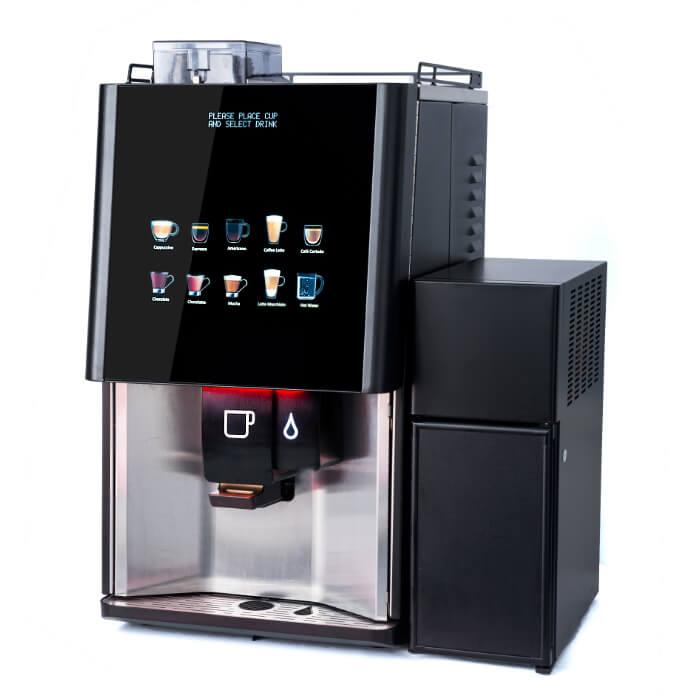 Vitro M3 Bean To Cup Fresh Milk Coffee Machine ⋆ Cafe Fair