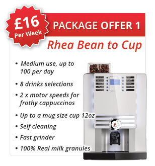 Bean To Cup Package Offer 1