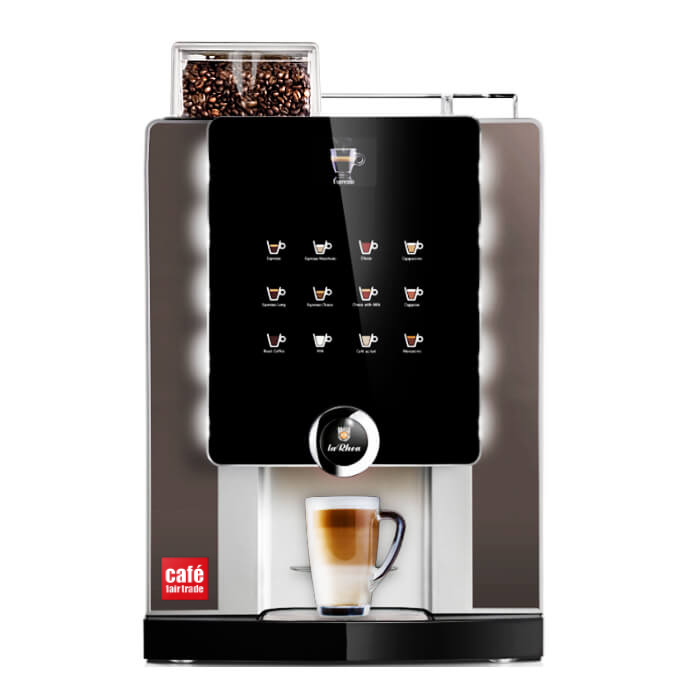 La Rhea Grande Bean To Cup Coffee Machine